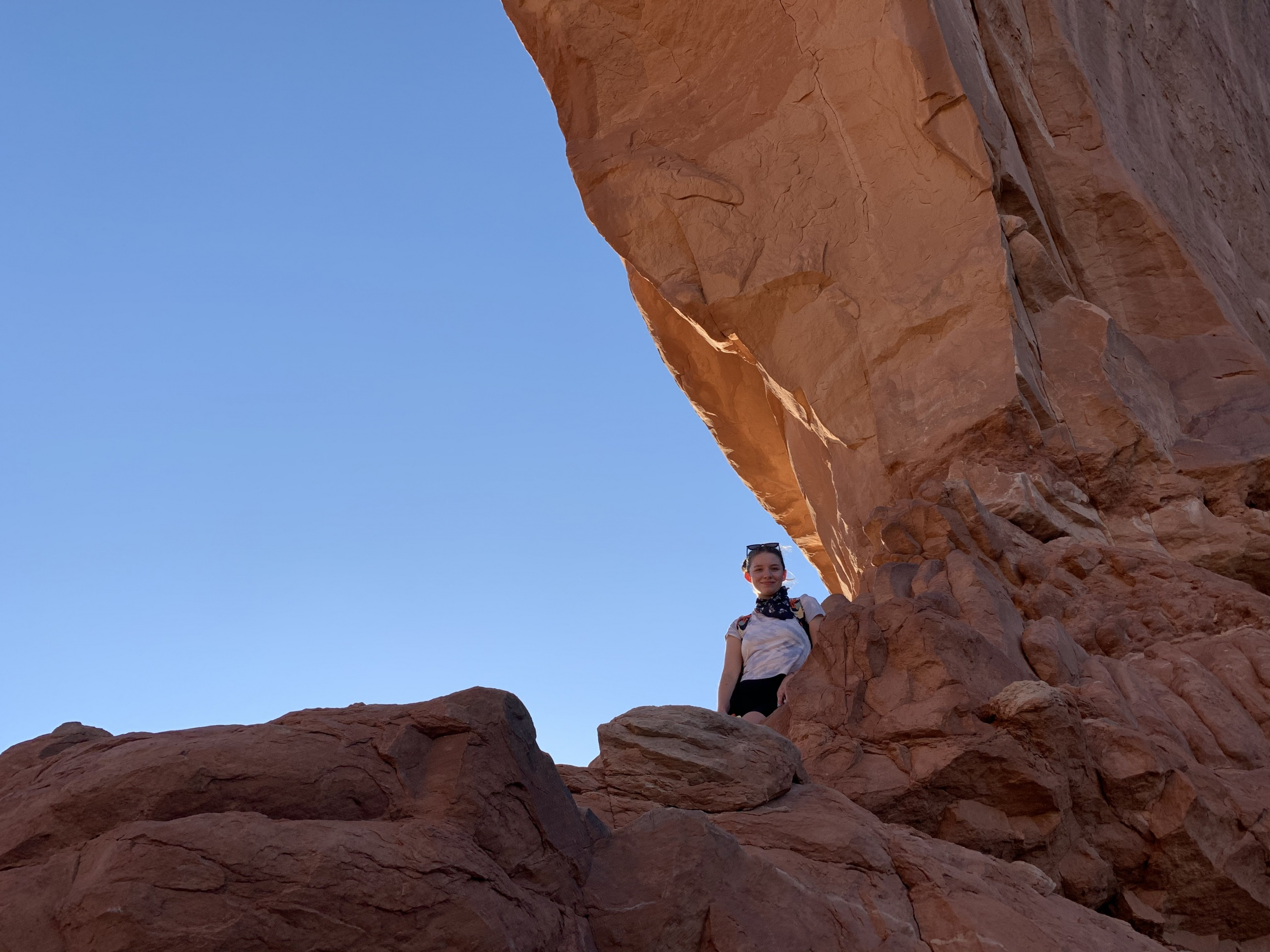 El salto al vacío que me llevó a las rocas